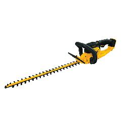 DeWALT® 20V MAX* MATRIX™ DCHT820B Cordless Hedge Trimmer, 3/4 in Cutting, Hooked Tooth Blade, 20 VDC, Lithium-Ion Battery, Plastic Housing, Tool Only