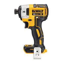 DeWALT® 20V MAX* DCK287D2 XR™ 2-Tool Compact Cordless Combination Kit, Tools: Hammer Drill, Impact Driver, 20 V, 2 Ah Lithium-Ion