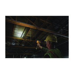DeWALT® DCL043 Cordless Spotlight, LED, 20 VDC
