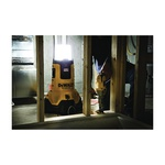 DeWALT® 20V MAX* DCL070T1 Stackable Corded/Cordless Area Light With Tool Connect™ and Built-In Charger, LED, 20 VDC
