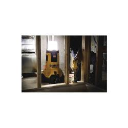 DeWALT® MAX XR® DCL070T1 Corded/Cordless Stackable LED Area Light With Tool Connect™ and Built-In Charger, LED Lamp, 20 V