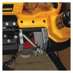 DeWALT® DCS370B Heavy Duty Portable Cordless Band Saw, 2-1/2 in Cutting, 32-7/8 in L Blade, 18 VDC, Ni-Cd Battery, Tool Only