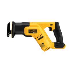 DeWALT® DCS387B Max® High Performance Cordless Reciprocating Saw, 1-1/8 in L Stroke, 0 to 2900 spm, Linear Cut, 20 VDC, 14-1/2 in OAL