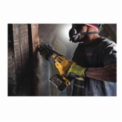 DeWALT® 60V MAX* FLEXVOLT™ DCS388T1 Brushless Cordless Reciprocating Saw With 1 Battery Kit, 1-1/8 in L Stroke, 0 to 3000 spm, Straight Cut, 60 V, 17.725 in OAL