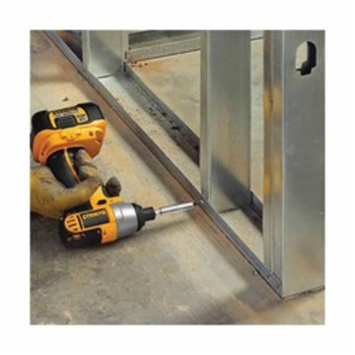 Black+Decker® DW2045 Magnetic Bit Tip Holder With Hog Ring, 1/4 in Drive, Steel