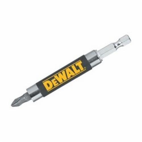 DeWALT® DW2054B Compact Magnetic Self-Retracting Drive Guide, 1/4 in Drive, Metal