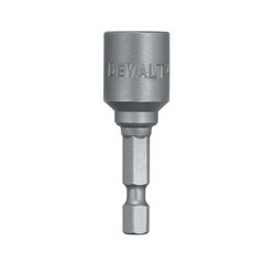 DeWALT® DW2218 Magnetic Nut Driver, 1/4 in Drive, Steel