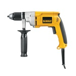 DeWALT® DW246 VSR Drill With Keyless Chuck, 1/2 in Keyless Chuck, 120 VAC, 0 to 600 rpm Speed, 12-1/4 in OAL, Tool Only