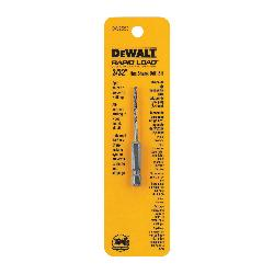 DeWALT® DW2553 Multi-Purpose Hex Shank Drill, 3/32 in Drill - Fraction, 0.0938 in Drill - Decimal Inch, 1-1/4 in D Cutting