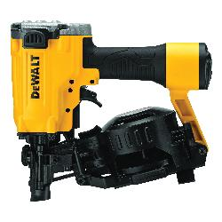 DeWALT® DW45RN Roofing Nailer, 3/4 to 1-3/4 in Fastener, Coil Collation, 120 Magazine, 70 to 120 psi
