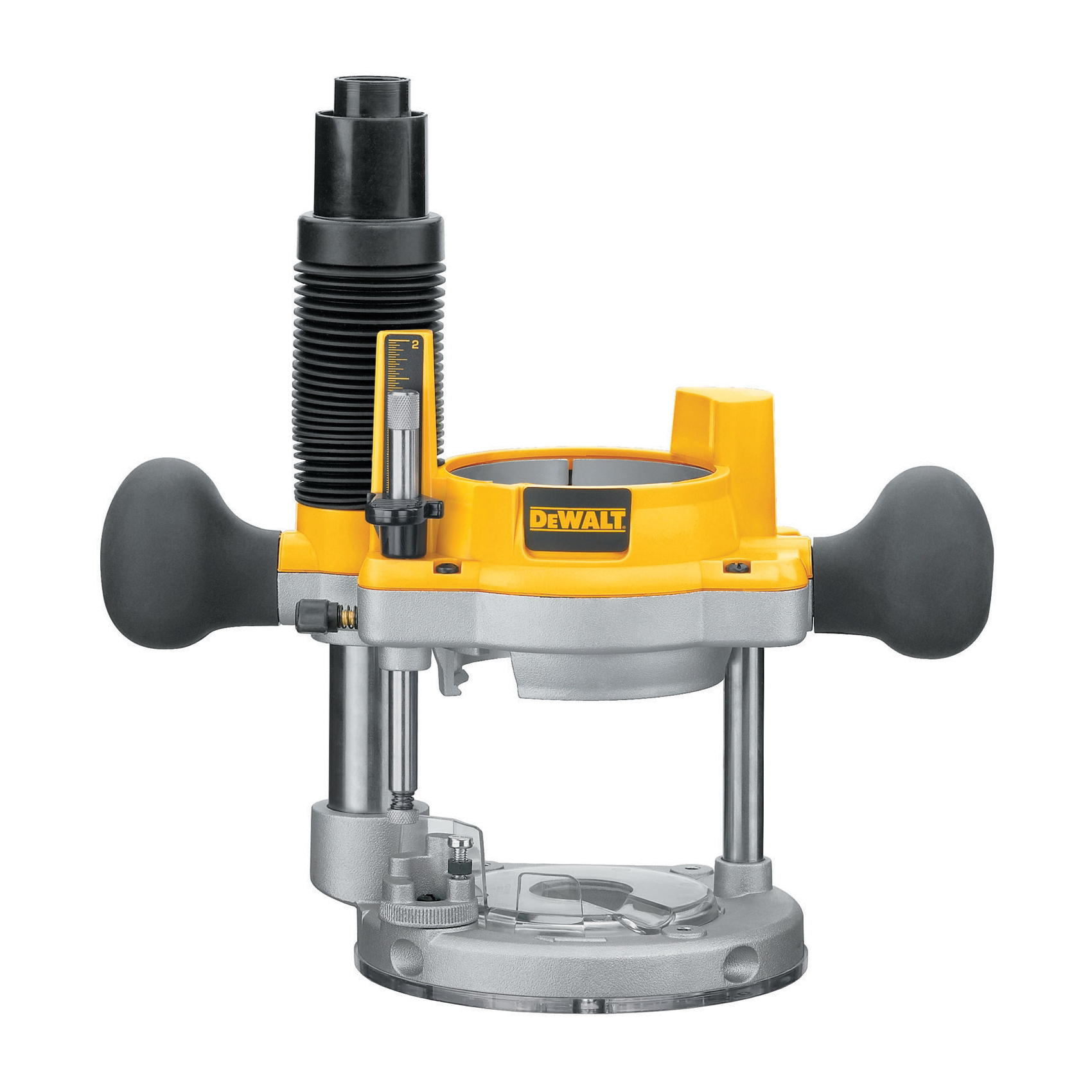DeWALT® DW6182 Plunge Base, For Use With DW616 and DW618 Router