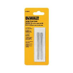 DeWALT® DW6658 Replacement Reversible Straight Planer Blade, For Use With DW675K Planer Kit