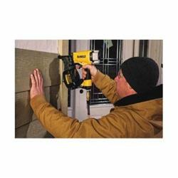 DeWALT® DW66C-1 Pneumatic Coil Nailer, 1-1/4 to 2-1/2 in Fastener, Coil Collation, 300 Nails Magazine, 70 to 120 psi