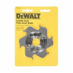 DeWALT® DW6805 Joiner Saw Blade, For Use With DW682K Plate Joiner, 4 in Dia, 6 Tooth
