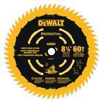 Black+Decker® DW7118PT Large Diameter Large Diameter Circular Saw Blade, 8-1/2 in Dia x 0.063 in THK, 5/8 in Arbor, 60 Teeth