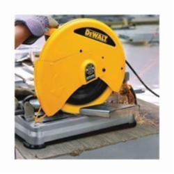 DeWALT® Diamond Edge™ DW8500 Segmented Rim Diamond Saw Blade, 14 in Dia Blade, 5 in D Cutting, 1 in Arbor/Shank, Dry Cutting