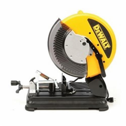 DeWALT® DW872 Heavy Duty Multi-Cutter Saw, 14 in Dia Blade, 5-3/16 in Round, 6-1/2 x 4-1/2 in Rectangular Cutting