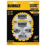 Black+Decker® DW9058 Series 20® Small Diameter Cordless Combo Circular Saw Blade
