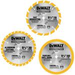 Black+Decker® DW9059C5 Series 20® Small Diameter Cordless Combo Circular Saw Blade