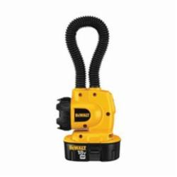 DeWALT® DW919 Heavy Duty Cordless Floodlight, Xenon Lamp, 14.4 VDC, Upto 8 hr Run-Time Ni-Cd Battery, Tool Only