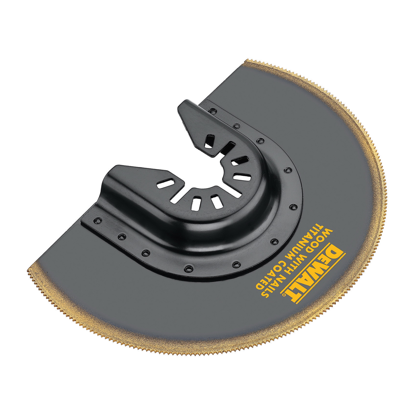 DeWALT® DWA4213 Oscillating Blade, For Use With All Oscillating Tool, 4 in, Titanium