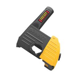 DeWALT® DWE46100 Dust Shroud, 5 in, 6 in Dia Wheel, For Use With Metalworking Grinder, Black/Yellow