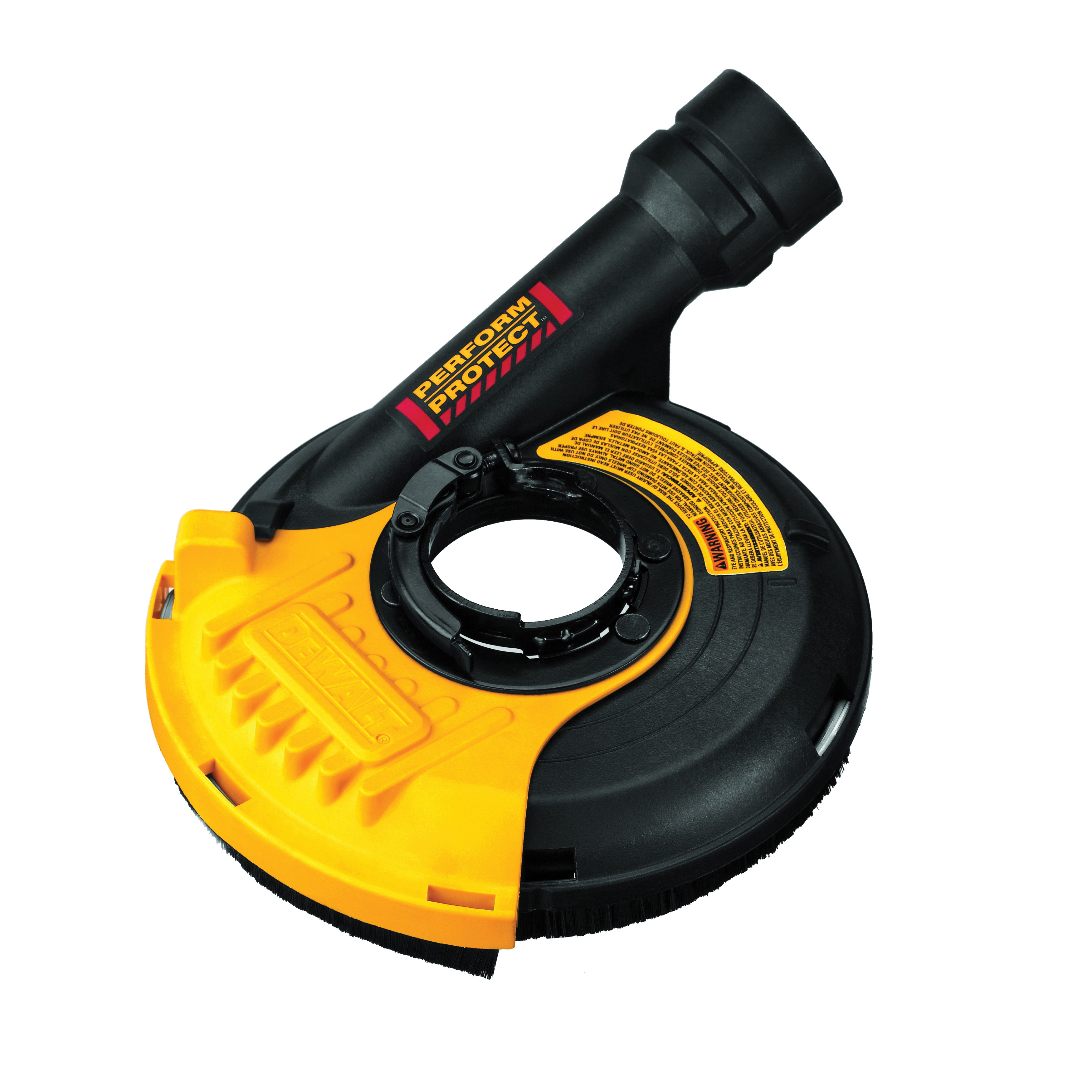 DeWALT® DWE46152 Dust Extraction Surface Grinding Dust Shroud, For Use With Grinder, 5 in Dia