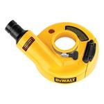 DeWALT® Protector™ DWE46170 Dust Shroud, 7 in Dia Wheel, For Use With Any DeWALT® Grinder, Yellow