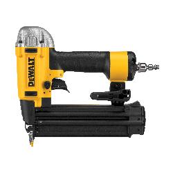 DeWALT® Precision Point™ DWFP12233 Precision Point Brad Nailer Kit, 5/8 to 2-1/8 in Fastener, Glue Collation, 100 Nails Magazine, 70 to 120 psi