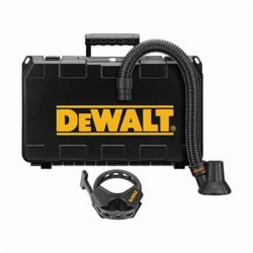 DeWALT® DWH052K Dust Extractor, 1-1/4 in Hose Dia, For Use With D25980 and D25960 Demo Hammer, Black