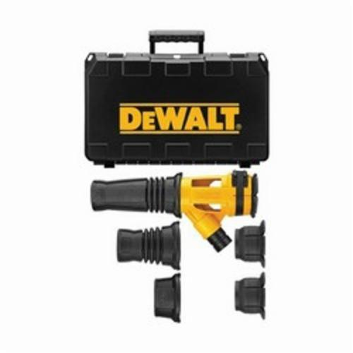 DeWALT® DWH053K Dust Extractor, For Use With SDS Max®/Hex Combo Hammer, Breaker and Large Chipping Hammer Drill, 1-3/4 in Hose Dia