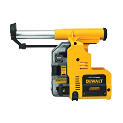 DeWALT® DWH303DH Cordless Dust Extractor, For Use With DCH273 1 in SDS Plus Rotary Hammer, 5/8 in Dia, 4 in L Usable, 6 in L Bit