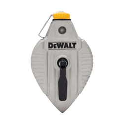 DeWALT® DWHT47256 Chalk Reel, 100 ft L