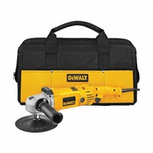 DeWALT® DWP849 Variable Speed Polisher, 7 in, 9 in Dia Pad, Tool Only