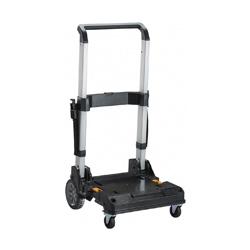 DeWALT® TSTAK® DWST17888 Trolley With Handle, For Use With TSTAK® Tool Storage System, 200 lb Load, Black