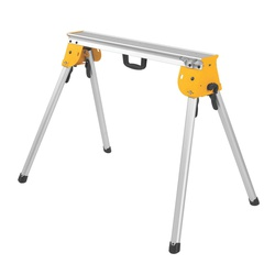 DeWALT® DWX725 Heavy Duty Miter Saw Stand, For Use With DeWALT® Miter Saw, 32 in H x 36 in W Extended, 7 in H x 36 in W Folded