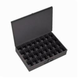 DURHAM MFG® 107-95 Compartment Box, 12 in L x 18 in W x 3 in H, 32 Compartments