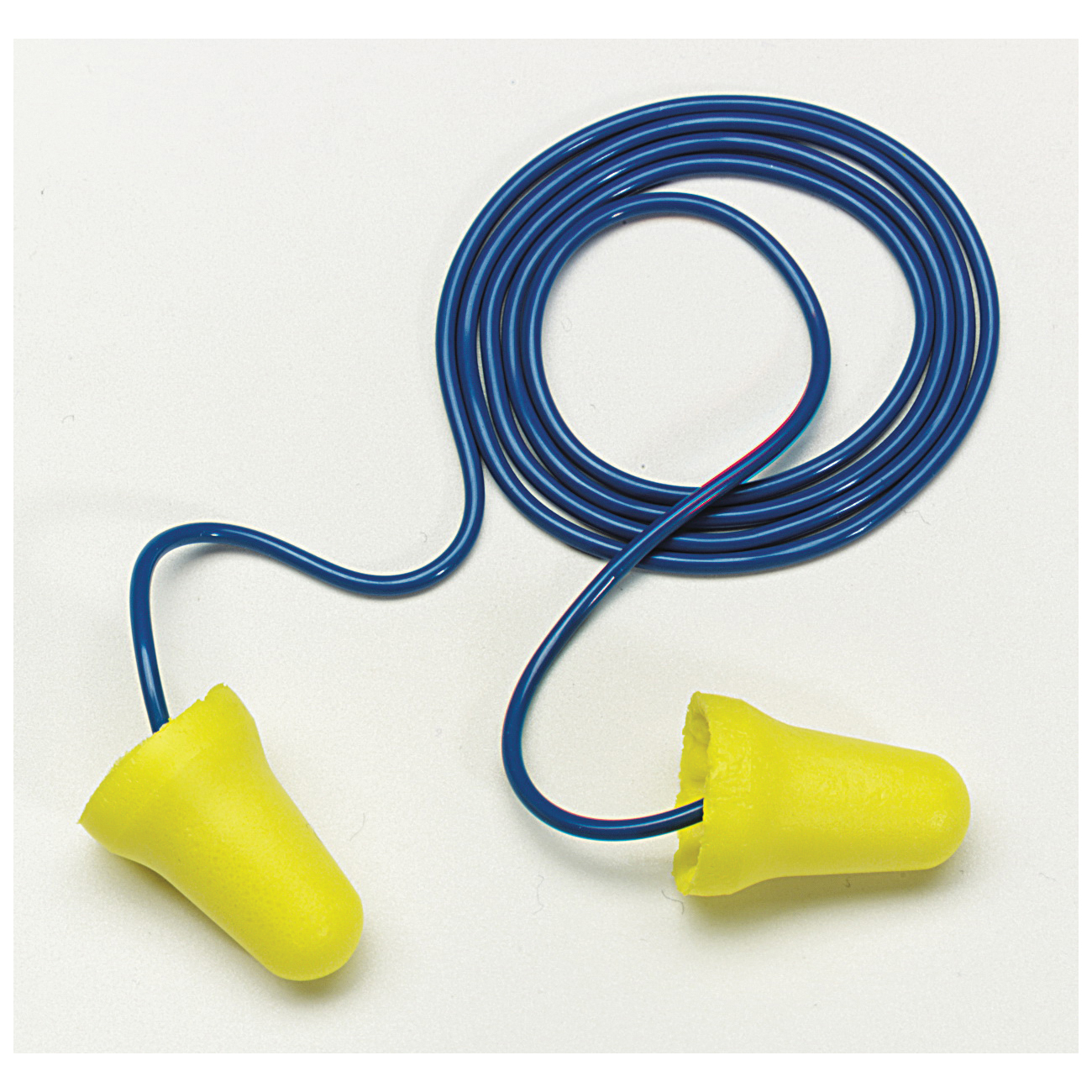 3M™ E-A-R™ E-Z-Fit™ 080529-12016 Earplugs, 28 dB Noise Reduction, Bell Shape, CSA Class AL, Disposable, Corded Design