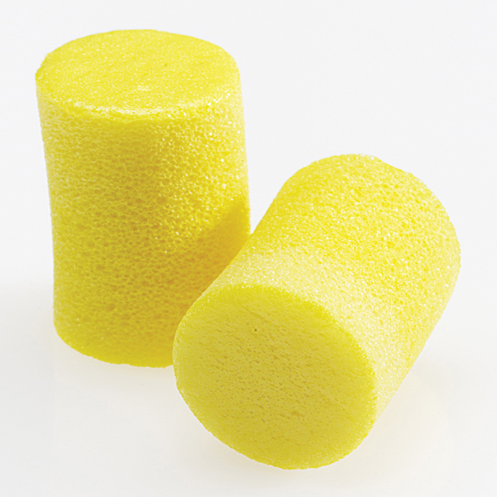 3M™ E-A-R™ Classic™ 080529-90000 Earplugs, 29 dB Noise Reduction, Cylindrical Shape, CSA Class AL, Disposable, Uncorded Design