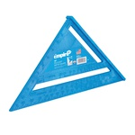 Empire® Polysquare™ 396 Triangle Rafter Square, 12 in L Blade, Polycast®