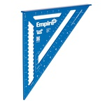 Empire® E3992 Magnum® High Visibility Heavy Duty Rafter Square, 12 in L Blade, Aluminum