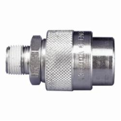 Enerpac® CR-400 C Series High Flow Hydraulic Coupler, 3/8-18 Nominal, FNPT, Steel, Import
