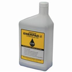 Enerpac® HF-100 HF Series Hydraulic Oil, 1 qt Bottle, Mild Petroleum, Liquid, Blue