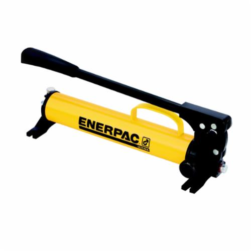 Enerpac® P-39 P-Series ULTIMA 1-Speed 1-Stage Hydraulic Hand Pump, 47 cu-in Tank