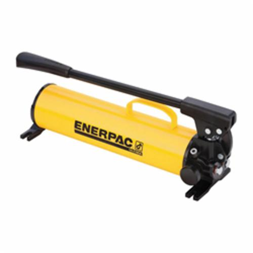 Enerpac® P-80 P-Series ULTIMA 2-Speed 2-Stage Hydraulic Hand Pump, 134 cu-in Tank
