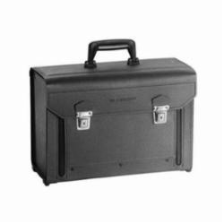 Facom® FT-BV.7A VSE General Purpose Tool Bag, Leather, Black