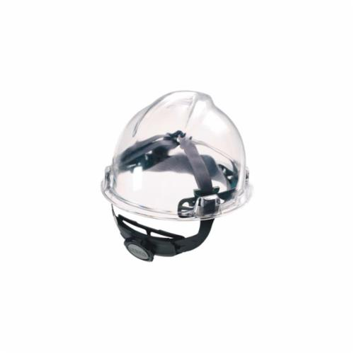 MSA Fas-Trac® III 10148707 Ratchet Replacement Hard Hat Suspension, 4 Suspension Points, For Use With V-Gard® Large Size Hard Hats, Plastic/Nylon