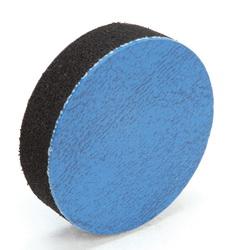 Finesse-it™ 051111-50198 02345 Medium Density Carbide Burr, 1-1/4 in Dia Pad, PSA Attachment