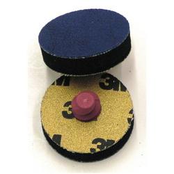 Finesse-it™ Roloc™ 051111-51150 Adhesive Back Firm Density Regular Sanding Disc Pad, 1-1/4 in Dia, PSA
