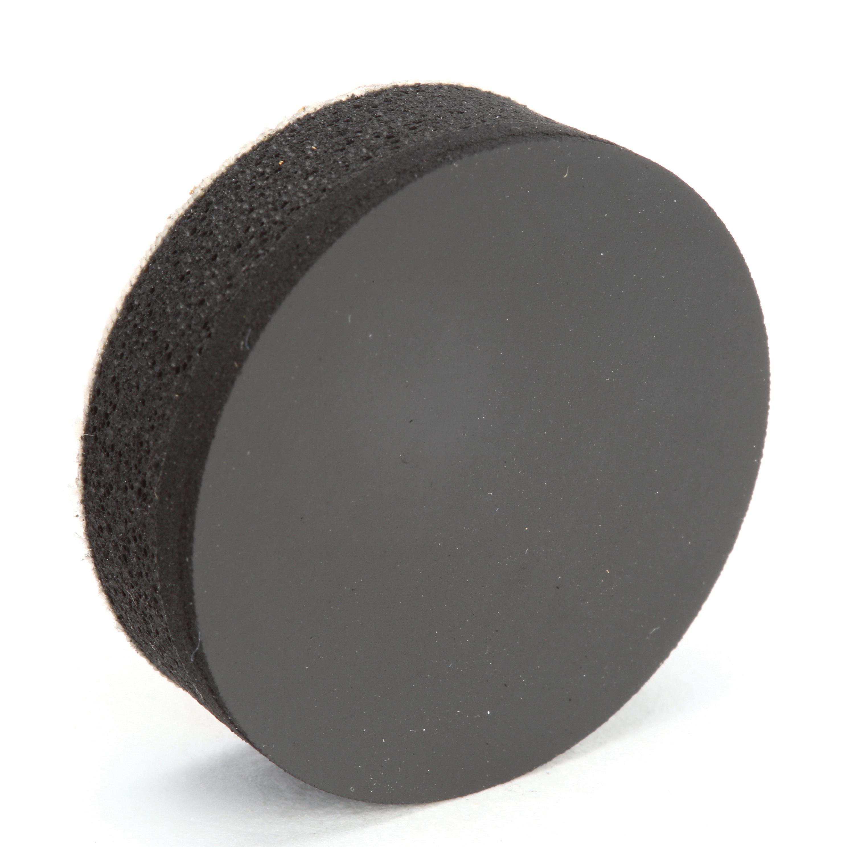 3M™ Finesse-it™ 051144-13442 Medium Density Regular Carbide Burr, 1-1/4 in Dia Pad, PSA Attachment
